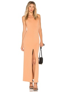 House of Harlow 1960 x REVOLVE Lina Maxi in Peach. - size XXS (also in XS,S,M,L,XL)