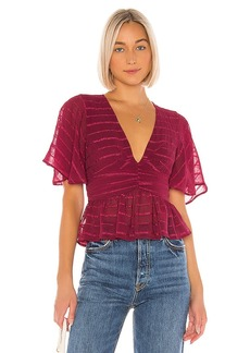 House of Harlow 1960 X REVOLVE Lucina Top