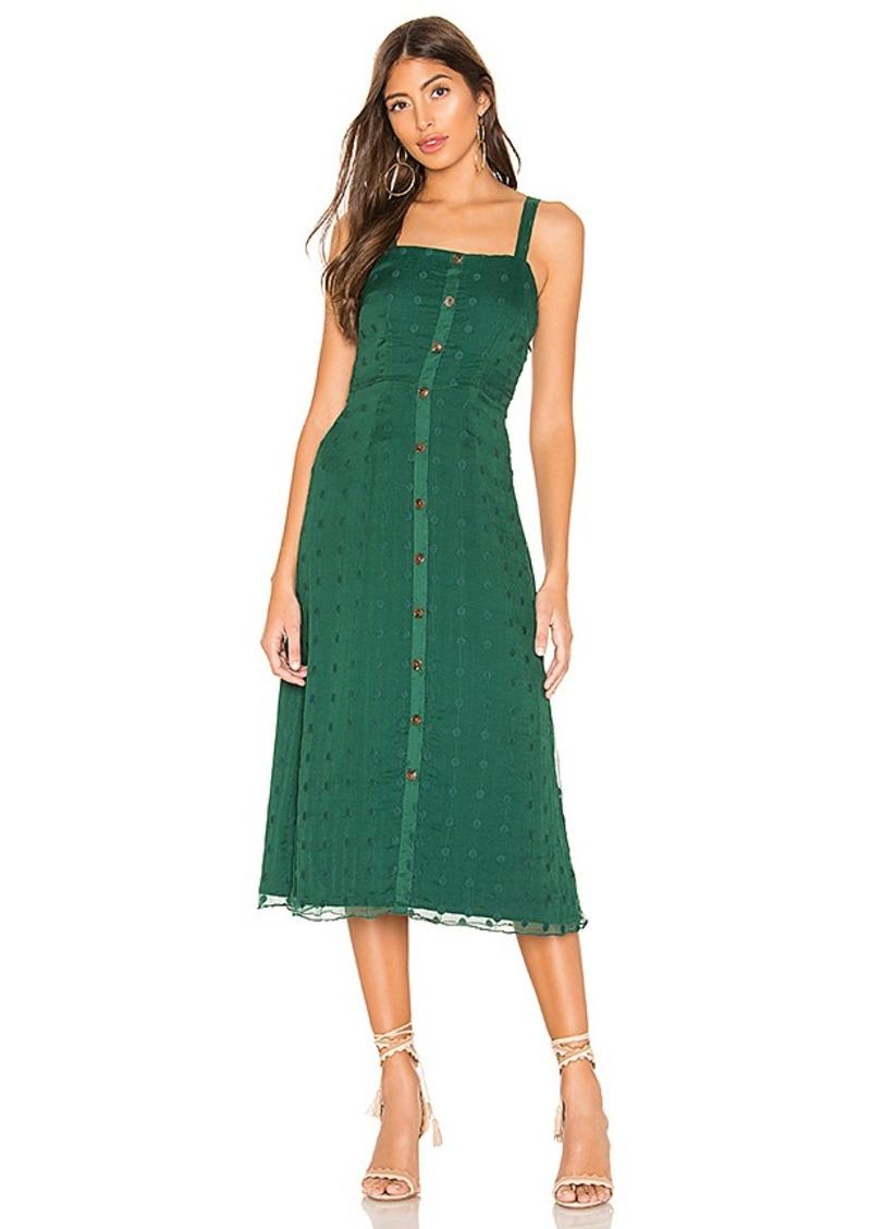 House of Harlow 1960 x REVOLVE Marla Midi Dress