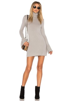 House of Harlow 1960 x REVOLVE Marni Dress in Gray. - size XL (also in XS,L)