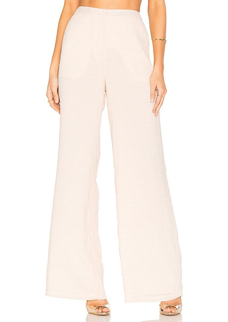 x REVOLVE Drea Pant in Red. - size XS (also in L,M,S,XL) House Of Harlow