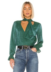 House of Harlow 1960 X REVOLVE Nanette Blouse