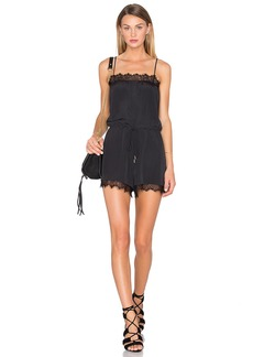 House of Harlow 1960 x REVOLVE Nora Lace Detail Romper