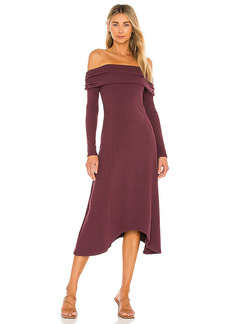 House of Harlow 1960 x REVOLVE Off Shoulder Long Midi Dress