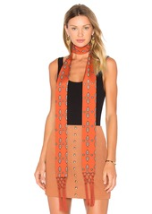 House of Harlow 1960 x REVOLVE Ossie Scarf