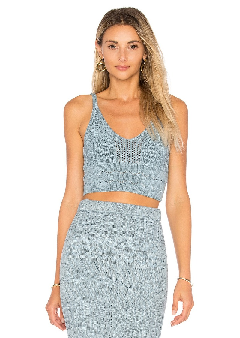 House of Harlow House of Harlow 1960 x REVOLVE Quinn Top   Casual ...