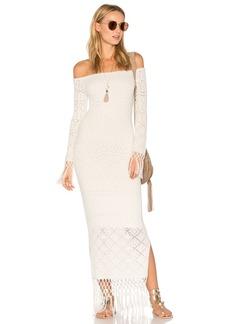 X REVOLVE Rose Dress