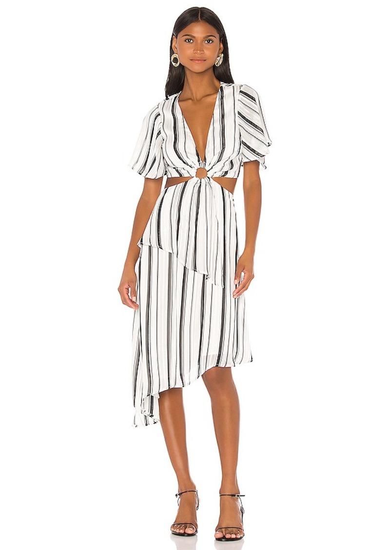 House of Harlow 1960 X REVOLVE Sevita Midi Dress