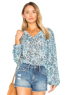 House of Harlow 1960 x REVOLVE Seymore Blouse