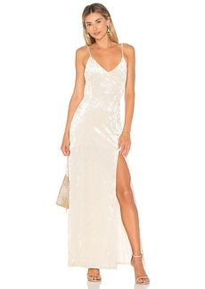 House of Harlow 1960 x REVOLVE Shari Dress in Cream. - size L (also in S,XS,M)