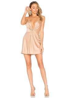 House of Harlow x REVOLVE Sharon Dress in Camel