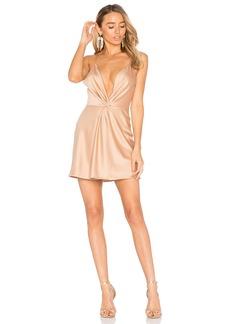 x REVOLVE Sharon Dress in Camel
