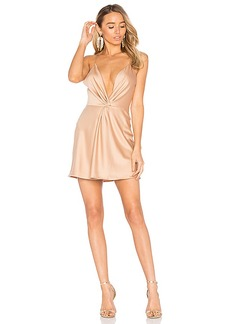 House of Harlow 1960 x REVOLVE Sharon Dress in Camel