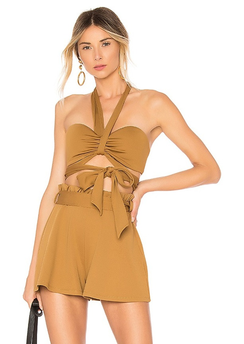 House of Harlow 1960 x REVOLVE Tammy Top
