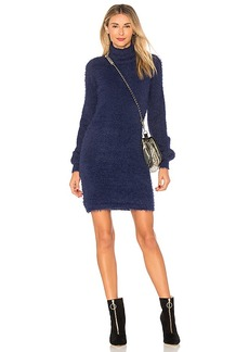 House of Harlow 1960 x REVOLVE Tawny Dress in Blue. - size L (also in M,S,XL, XS, XXS)