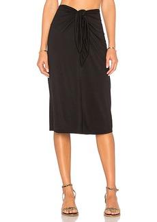 House of Harlow 1960 x REVOLVE Tina Midi Skirt in Black. - size L (also in M,S,XS)