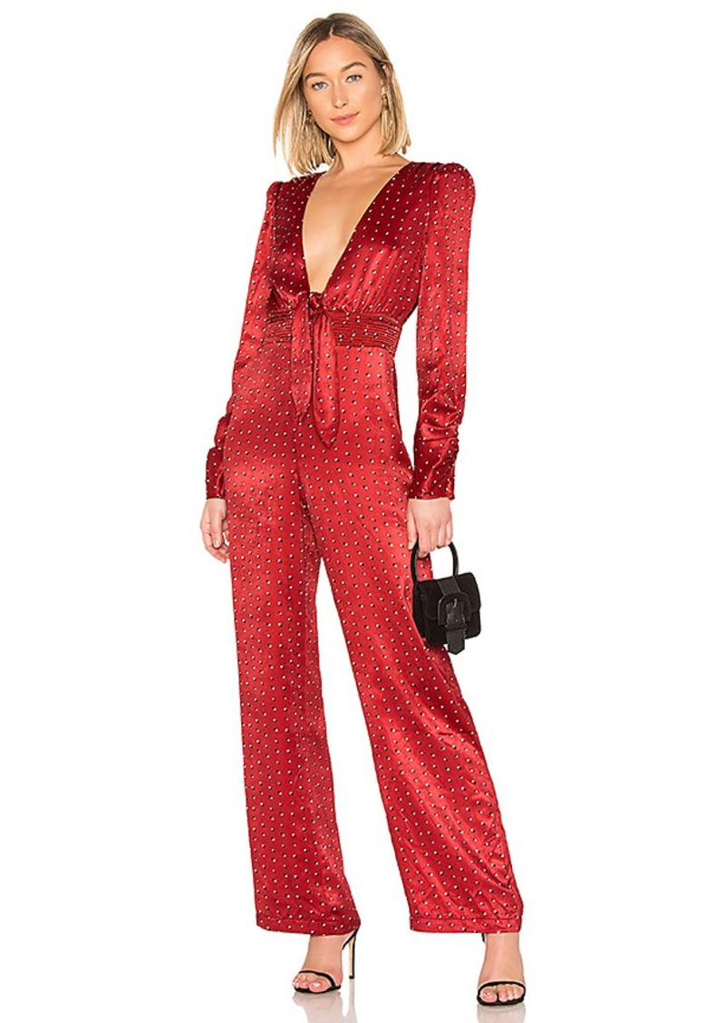 House of Harlow 1960 x REVOLVE Vera Jumpsuit