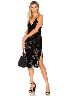 House of Harlow 1960 x REVOLVE Vicki Dress in Black. - size S (also in XXS, XS,M,L,XL)