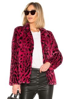House of Harlow 1960 x REVOLVE Virginia Faux Fur Coat
