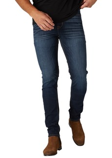 Hudson Jeans Ace Zip Fly Skinny Ankle Jeans