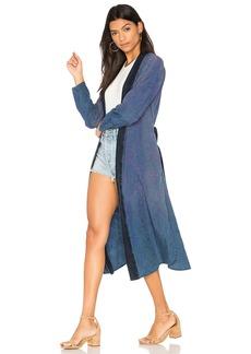 Hudson Jeans Aoki Kimono