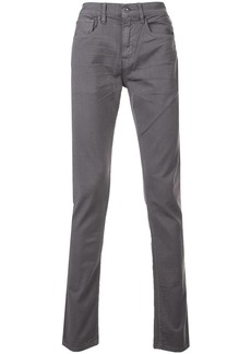 Hudson Jeans Axl skinny reverse twill jeans