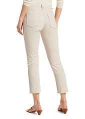 Hudson Jeans Barbara High-Rise Cropped Skinny Jeans