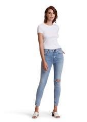 Hudson Jeans Barbara High Rise Skinny Jeans