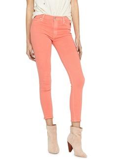 Hudson Jeans Barbara High-Rise Skinny Jeans