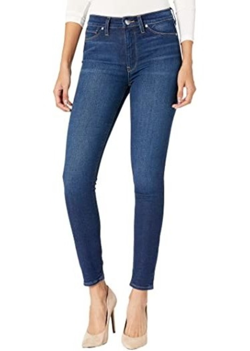 Hudson Jeans Barbara High-Rise Super Skinny in Flynn