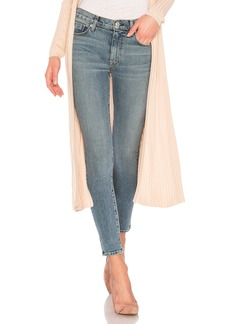 Barbara High Waist Ankle Skinny