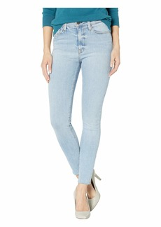 Hudson Jeans Barbara High Waist Ankle Skinny in Commotion