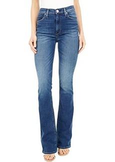 Hudson Jeans Barbara High-Waist Bootcut in Higher Love