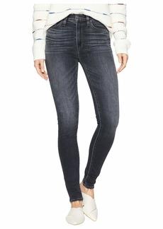 Hudson Jeans Barbara High-Waist Skinny Jeans in Villians