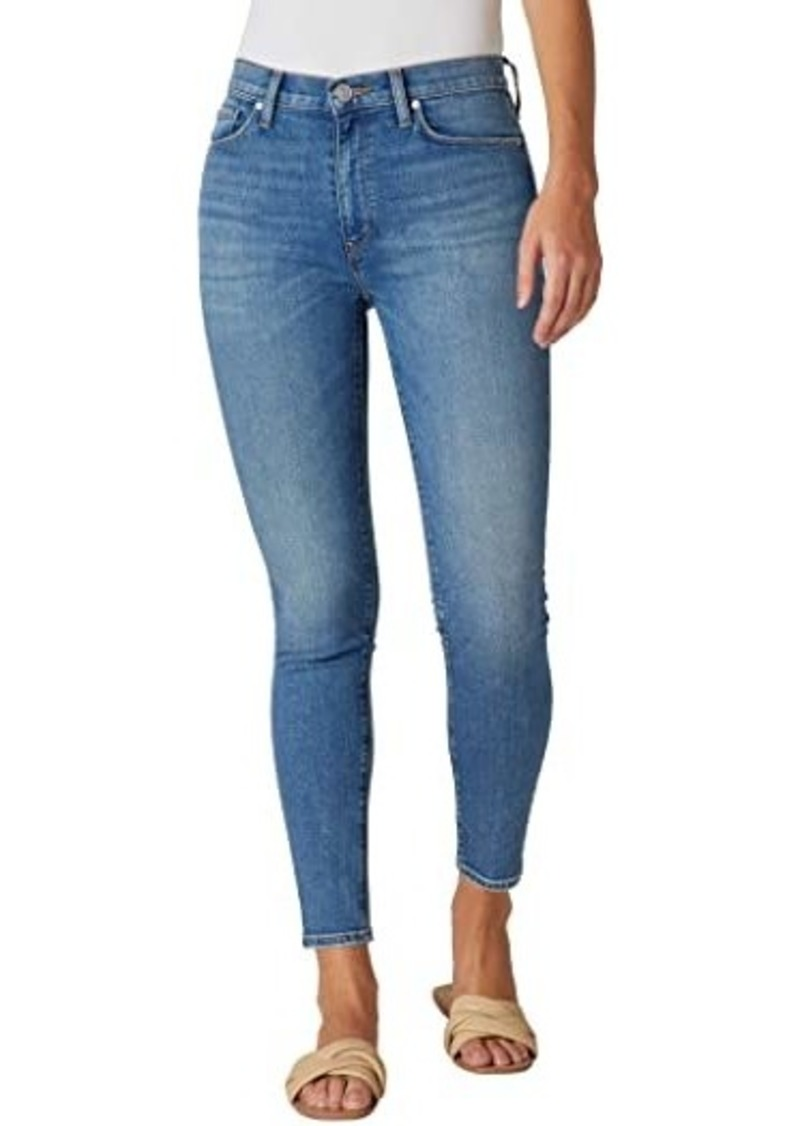 Hudson Jeans Barbara High-Waist Super Skinny Ankle in Dream Lover