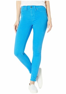 Hudson Jeans Barbara High-Waist Super Skinny in Cobalt