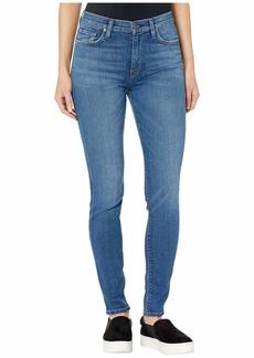 Hudson Jeans Barbara High-Waist Super Skinny in Excursion