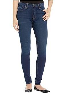 Hudson Jeans Barbara High-Waist Super Skinny in Requiem