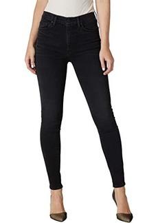 Hudson Jeans Barbara High-Waist Supreme Skinny Ankle in Preston