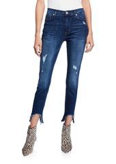 Hudson Jeans Blair Chew-Hem Jeans
