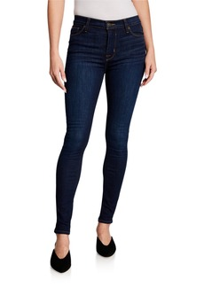 Hudson Jeans Blair Distressed Skinny Jeans