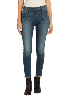 Hudson Jeans Blair High Rise Ankle Jeans