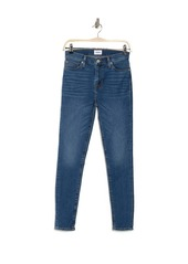 Hudson Jeans Blair High Rise Ankle Crop Skinny Jeans