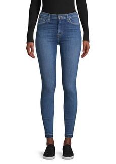 Hudson Jeans Blair High-Rise Skinny Jeans