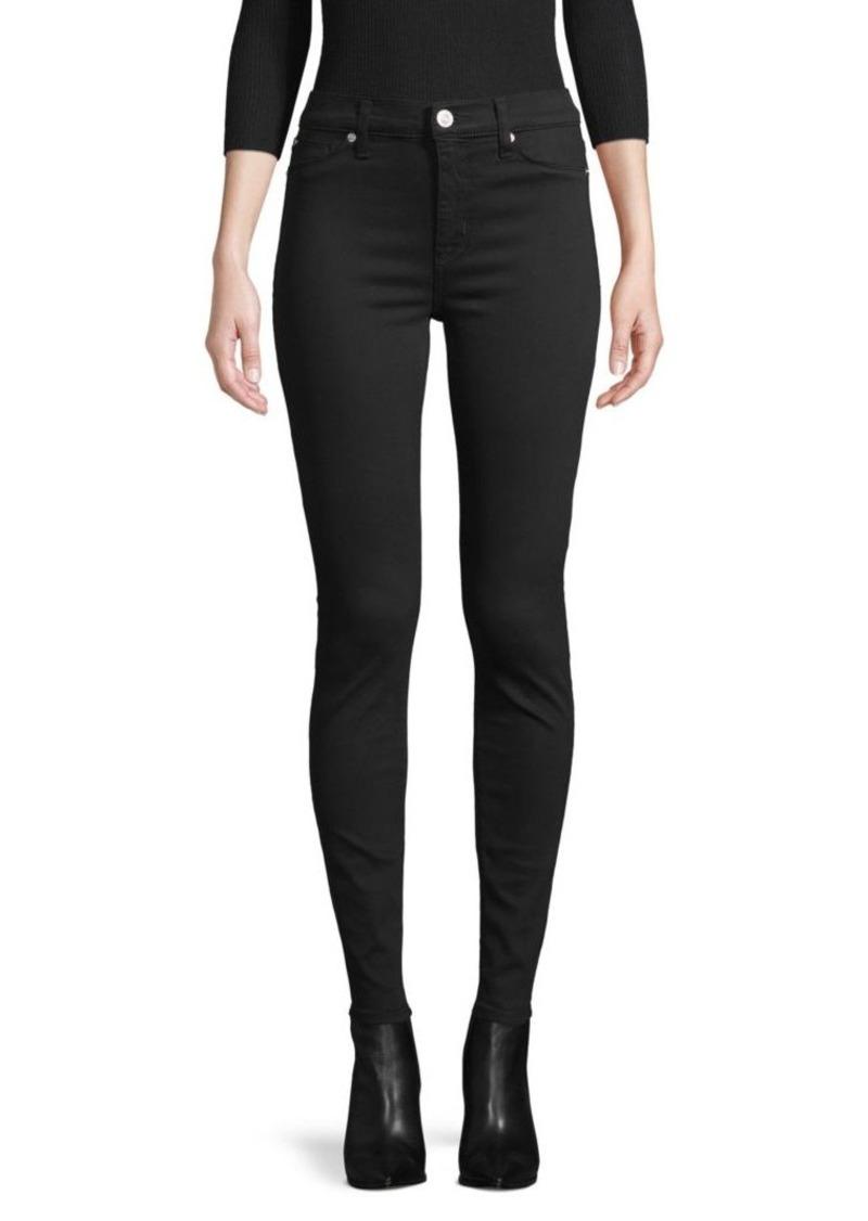 Hudson Jeans Blair High-Rise Super Skinny Jeans