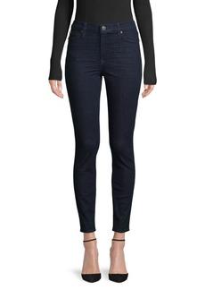 Hudson Jeans Blair High-Waist Skinny Ankle Jeans