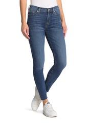 Hudson Jeans Blair High Waisted Ankle Skinny Jeans