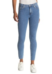 Hudson Jeans Blair High Waisted Super Skinny Jeans