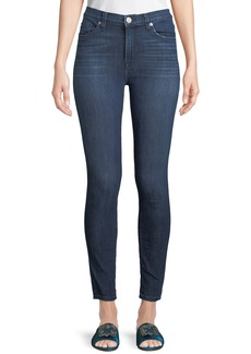 Hudson Jeans Blaire High-Waist Super-Skinny Ankle Jeans
