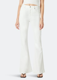 Hudson Jeans Holly High-Rise Flare Flap Jean - 31 - Also in: 30, 33, 27, 34, 32, 25, 26, 29